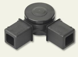 Plastic Variloc 174 Hinges Thermoplastic Medium Duty